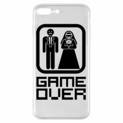 Чехол для iPhone 7 Plus Game Over