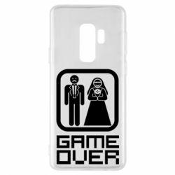 Чехол для Samsung S9+ Game Over