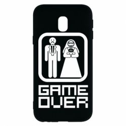 Чехол для Samsung J3 2017 Game Over