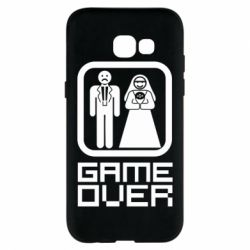 Чехол для Samsung A5 2017 Game Over