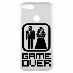 Чехол для Xiaomi Mi A1 Game Over