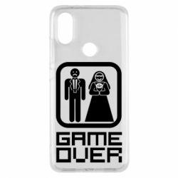 Чехол для Xiaomi Mi A2 Game Over