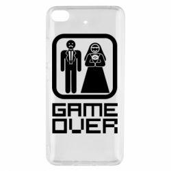 Чехол для Xiaomi Mi 5s Game Over