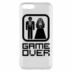 Чехол для Xiaomi Mi6 Game Over