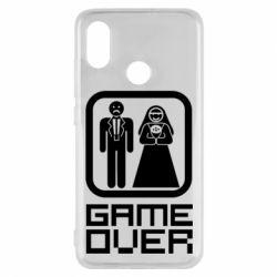Чехол для Xiaomi Mi8 Game Over