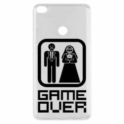 Чехол для Xiaomi Mi Max 2 Game Over