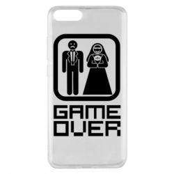 Чехол для Xiaomi Mi Note 3 Game Over