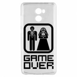 Чехол для Xiaomi Redmi 4 Game Over