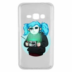 Чохол для Samsung J1 2016 Game Sally Face