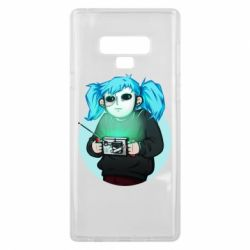 Чохол для Samsung Note 9 Game Sally Face
