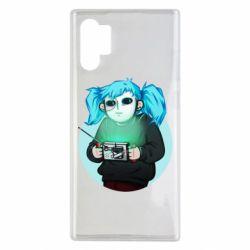 Чохол для Samsung Note 10 Plus Game Sally Face