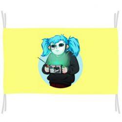 Прапор Game Sally Face