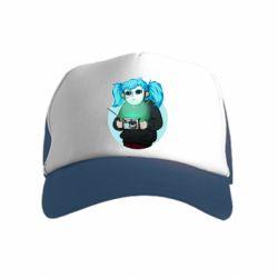 Дитяча кепка-тракер Game Sally Face