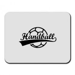 Коврик для мыши Гандбол Лого - FatLine