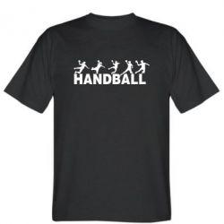 Мужская футболка Гандболисты - FatLine