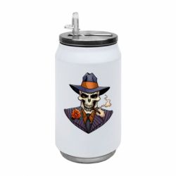 Термобанка 350ml Gangsta Skull