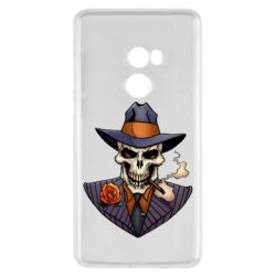 Чехол для Xiaomi Mi Mix 2 Gangsta Skull
