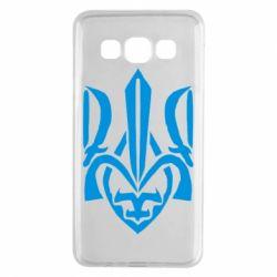 Чехол для Samsung A3 2015 Гарний герб України - FatLine