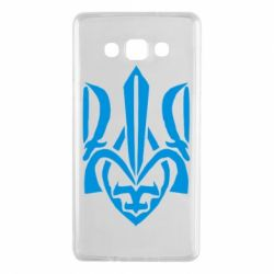 Чехол для Samsung A7 2015 Гарний герб України - FatLine