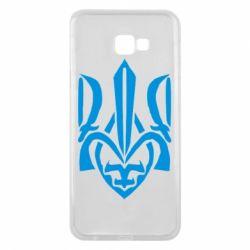 Чехол для Samsung J4 Plus 2018 Гарний герб України - FatLine