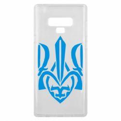 Чехол для Samsung Note 9 Гарний герб України - FatLine