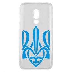 Чехол для Meizu 16 Гарний герб України - FatLine
