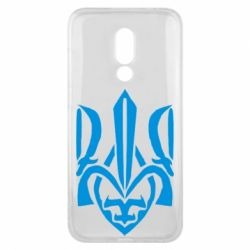 Чехол для Meizu 16x Гарний герб України - FatLine