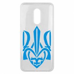 Чехол для Meizu 16 plus Гарний герб України - FatLine