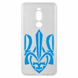Чехол для Meizu Note 8 Гарний герб України - FatLine