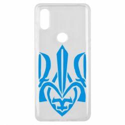Чехол для Xiaomi Mi Mix 3 Гарний герб України - FatLine