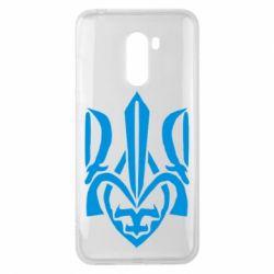 Чехол для Xiaomi Pocophone F1 Гарний герб України - FatLine