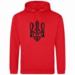 Толстовка Гарний герб України - FatLine