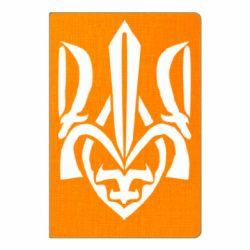 Блокнот А5 Гарний герб України - FatLine