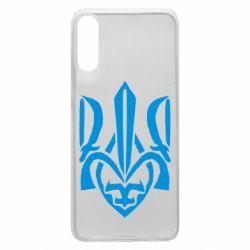 Чохол для Samsung A70 Гарний герб України