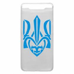 Чохол для Samsung A80 Гарний герб України