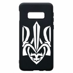 Чохол для Samsung S10e Гарний герб України
