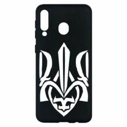 Чохол для Samsung M30 Гарний герб України