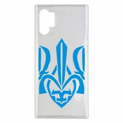 Чохол для Samsung Note 10 Plus Гарний герб України