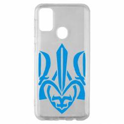 Чохол для Samsung M30s Гарний герб України
