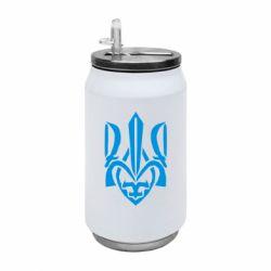 Термобанка 350ml Гарний герб України