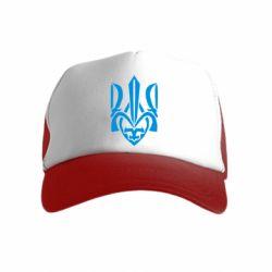 Дитяча кепка-тракер Гарний герб України