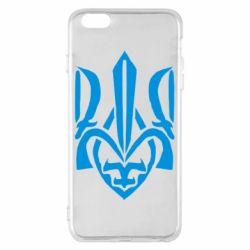 Чехол для iPhone 6 Plus/6S Plus Гарний герб України - FatLine