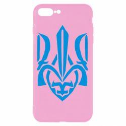 Чехол для iPhone 7 Plus Гарний герб України - FatLine