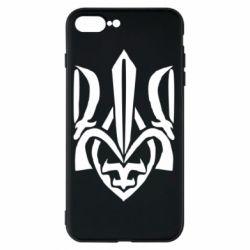 Чехол для iPhone 8 Plus Гарний герб України - FatLine