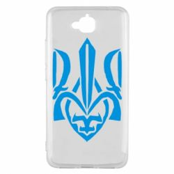 Чехол для Huawei Y6 Pro Гарний герб України - FatLine