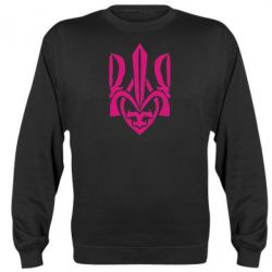 Реглан (свитшот) Гарний герб України - FatLine