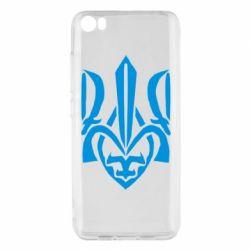 Чехол для Xiaomi Xiaomi Mi5/Mi5 Pro Гарний герб України - FatLine