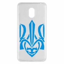 Чехол для Meizu M6 Гарний герб України - FatLine