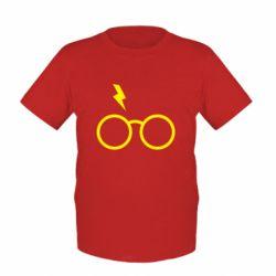 Дитяча футболка Гаррі Поттер лого
