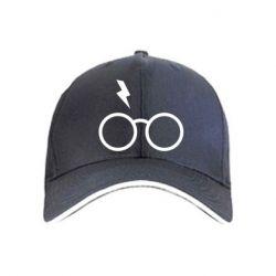 Кепка Гаррі Поттер лого